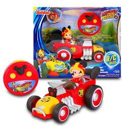 【美國Disney迪士尼】米奇妙妙遙控車 JA98038