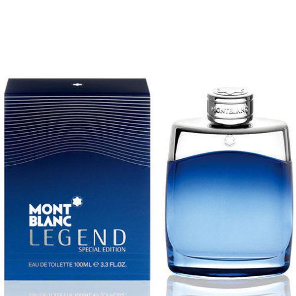 MONTBLANC 萬寶龍 傳奇藍調經典男性淡香水 100ml【A001869】《Belle倍莉小舖》