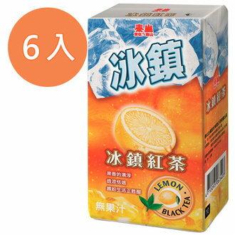 泰山 冰鎮紅茶 300ml (6入)/組