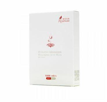 顏皙美姬肌潤療品保濕美容液面膜