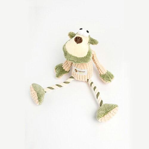 美國EARTHY PAWZ│寵物玩具│搖擺猴