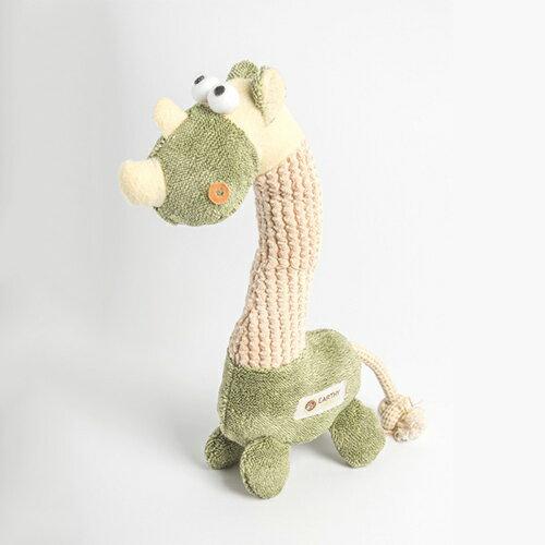 美國EARTHY PAWZ│寵物玩具│長頸龍