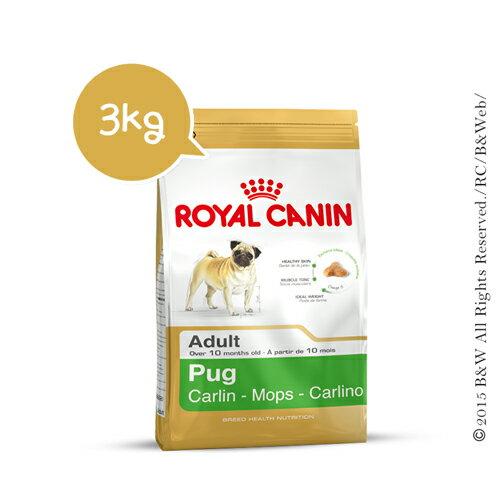 《倍特賣》法國皇家 巴戈成犬PUG25 3KG
