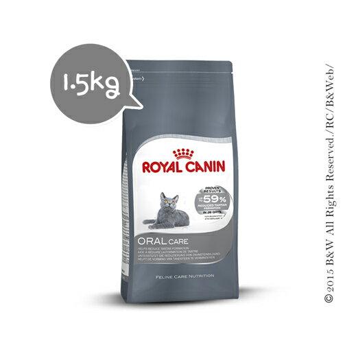 《倍特賣》法國皇家 強效潔牙貓O30 1.5KG