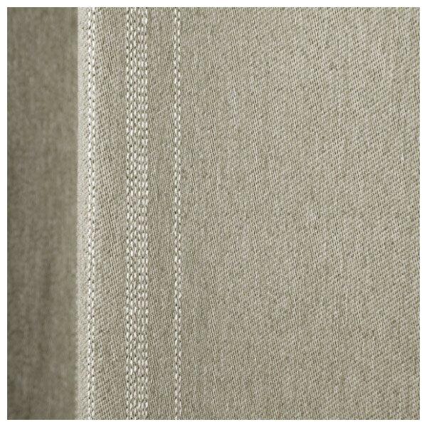 窗簾4件組 N-LIGA GY 100×140×4 NITORI宜得利家居 6
