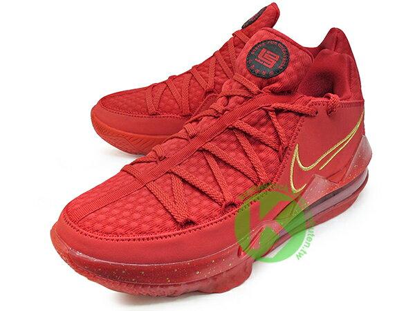2020 NBA 最新款 LeBRON JAMES 最新代言 菲律賓 TITAN x NIKE LEBRON XVII LOW PH EP AGIMAT 17 JAMES 低筒 全紅 前 REACT 後超大 MAX AIR 氣墊 小皇帝 雷霸龍 KING LAKERS 頂級科技 籃球鞋 (CD5009-600) 0820 1
