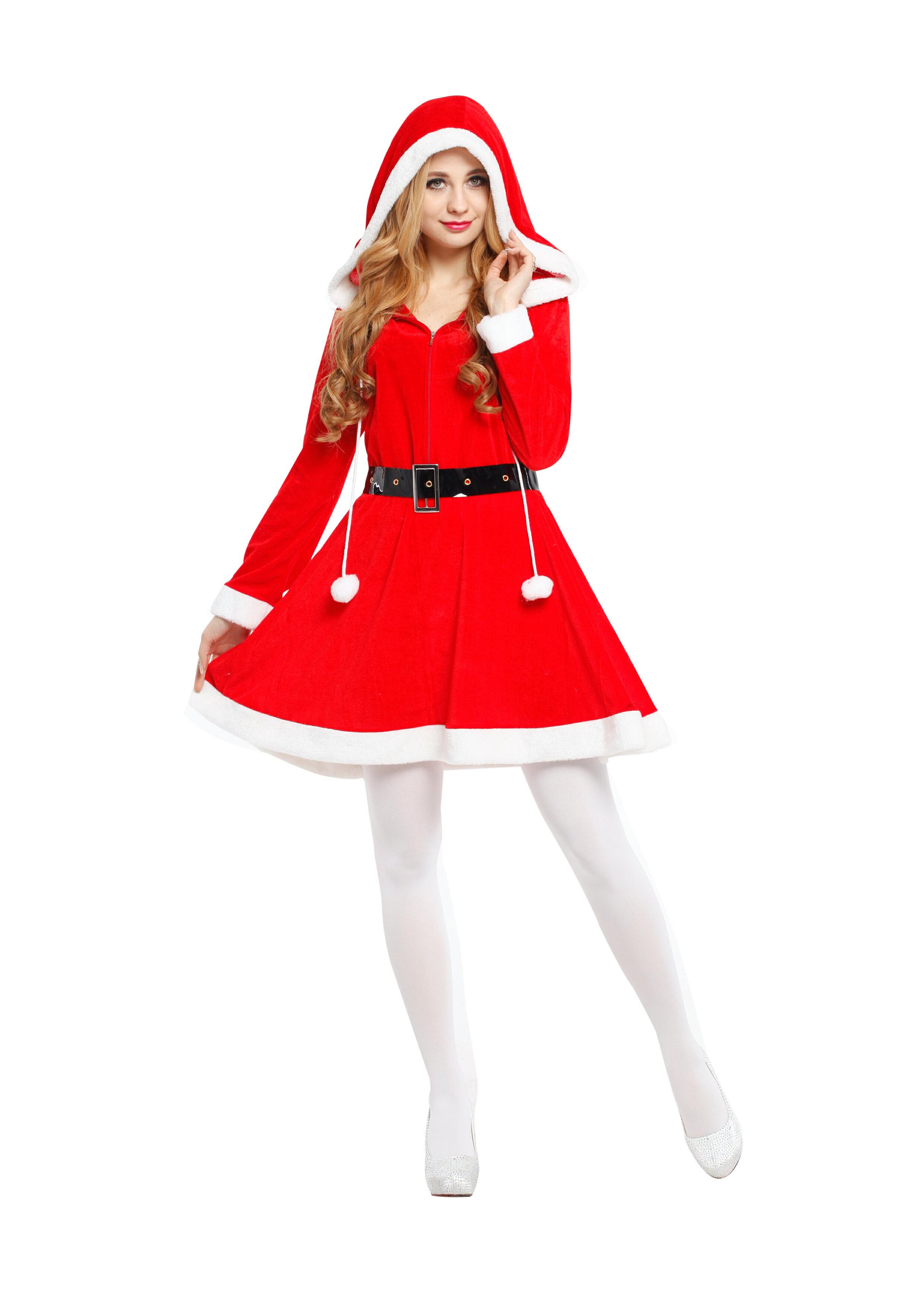 X射线【X380025】 亮丽圣诞服, 舞会/尾牙/万圣/圣诞/大人变装/cosplay/表演/摄影/写真/话剧/童话/性感/交换礼物
