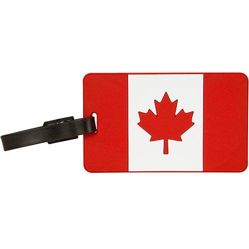 《TRAVELON》國旗行李掛牌(加拿大)