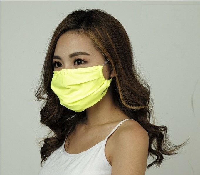 『康森銀髮生活館』HOII SunSoul后益 先進光學 涼感 防曬UPF50紅光 黃光 藍光 口罩