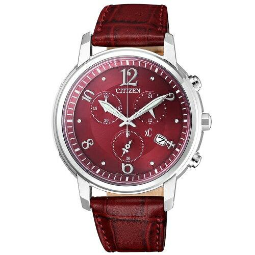 方采鐘錶:CITIZENXC甜美迎人光動能時尚腕錶FB1430-00W