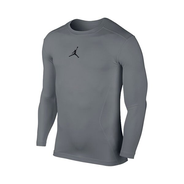 Nike AIR Jordan All Season Compression 男裝 上衣 緊身 訓練 舒適 透氣 鐵灰 【運動世界】 724077-091