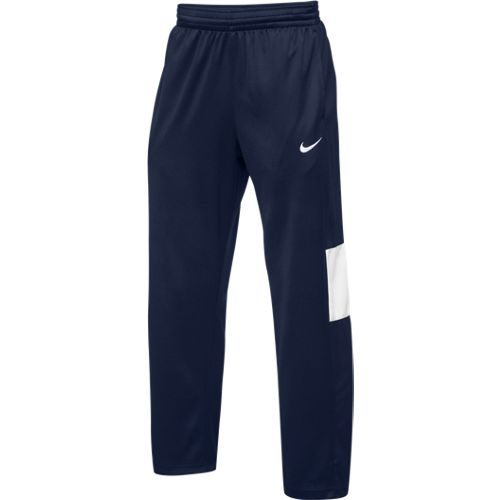 NIKE RIVALRY DRI-FIT 男裝 長褲 休閒 排汗 透氣 舒適 深藍 白 【運動世界】 802335-420