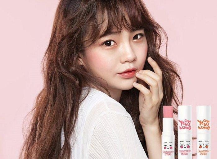 韓國 MEMEBOX EASY BLUSHING STICK  高光修容腮紅膏 10g 2色供選 ☆真愛香水★