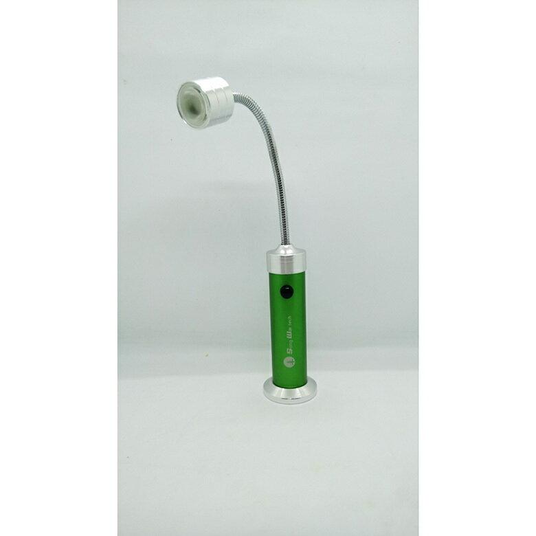 LED彎管工作照明手電筒-顏色隨機出貨(SWJ-A18) [大買家] 2