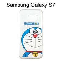 小叮噹週邊商品推薦哆啦A夢空壓氣墊軟殼 [大臉] Samsung Galaxy S7 G930FD 小叮噹【正版授權】