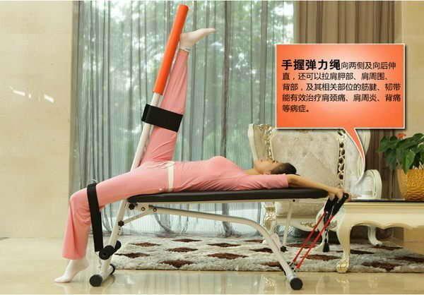 TIG拉筋凳(第2代) 健腹器 拉筋椅 仰臥起坐 美腿機 舒壓 健身 拉筋 舒壓拉筋 拉筋板
