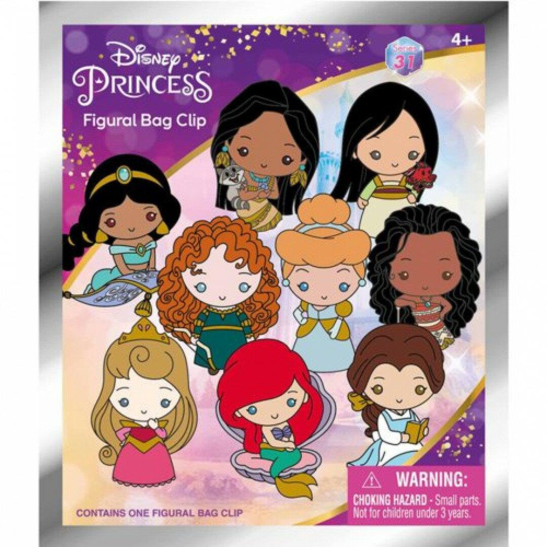 《 Disney 迪士尼 》 完美公主3D 收藏掛飾
