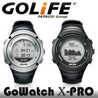 母親節運動錶推薦到PAPAGO! GOLiFE GoWatch X-PRO 全方位戶外GPS智慧運動錶 黑 /銀色就在秀翔電器SS3C推薦母親節運動錶