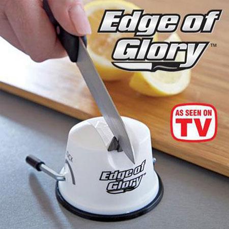 創意磨刀器 迷你磨刀器 磨刀棒 菜刀 水果刀 吸盤式 萬用磨刀器 居家 便攜【N102252】