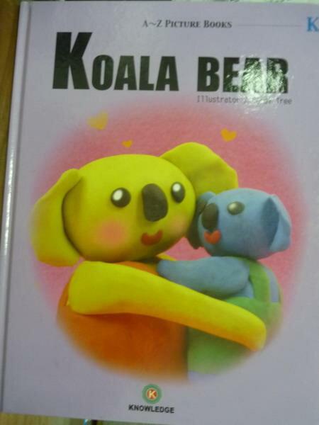 ~書寶 書T5/少年童書_PMR~Koala bear_Illustrator  Cand