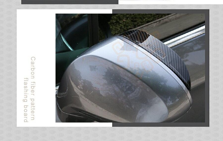 ORG《SD2174》卡夢~碳纖維 後視鏡後照鏡 遮雨板 照後鏡雨眉 後照鏡雨眉 後照鏡雨眉 遮雨擋 車用雨眉 塑膠雨擋 3