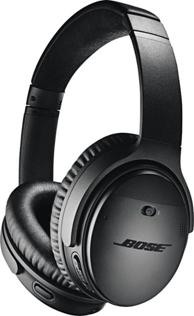 72875539001 Bose QuietComfort 35 Wireless Noise Cancelling Headphones II - Black