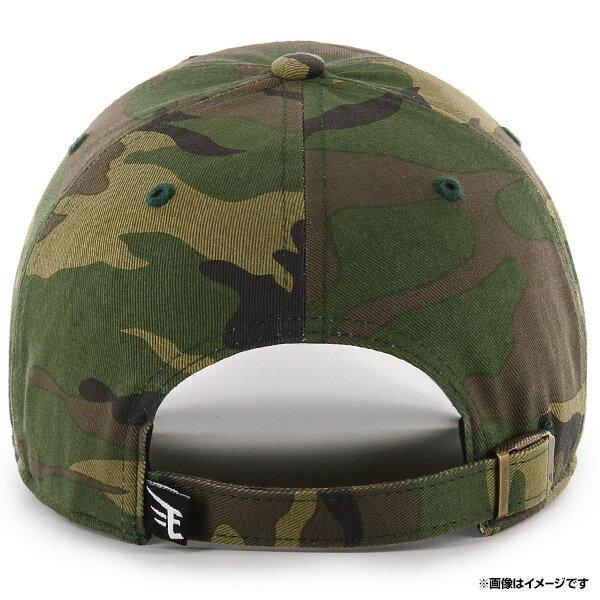 日本職棒 東北樂天金鷲隊  /  2020  '47 Brand x Eagles CLEAN UP 應援棒球帽 迷彩款  /  d0400164。日本必買 日本樂天代購 /  件件含運 1