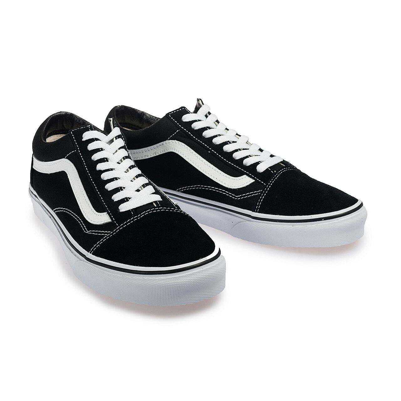 【VANS】Old Skool 基本款  黑 經典款 休閒鞋 男女 專櫃價2380  VN000D3HY28(palace store) 1