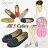 BONJOUR手工麂皮豆豆鞋☆內裡厚墊真皮平底鞋C.【ZB0129】5色 0