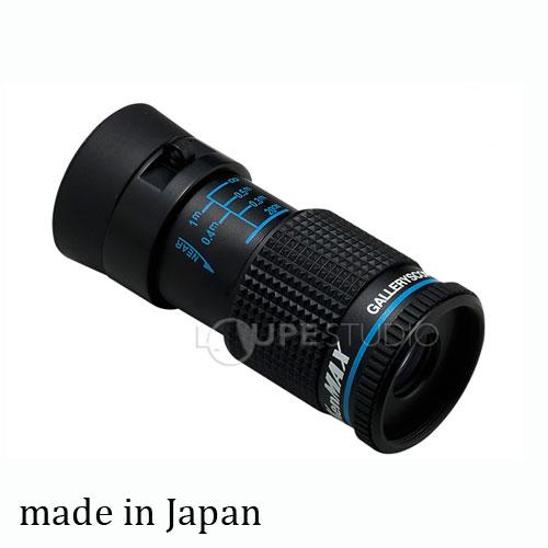 【日本KenMAX】4x12mm 日製短焦微距望遠鏡