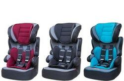 納尼亞 NANIA 成長型安全汽座-2018 (安全座椅)紅/藍/黑-(FB00320)『121婦嬰用品館』