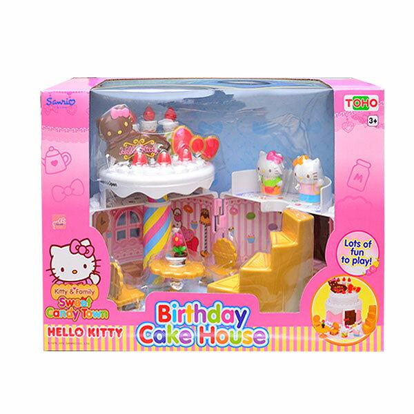 【Hello Kitty】KT 生日蛋糕 KT18020