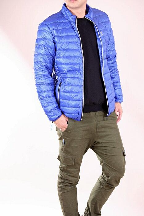 【CS衣舖 】 同UNIQLO版型 特級極輕 防風 保暖 羽絨外套 7689 8