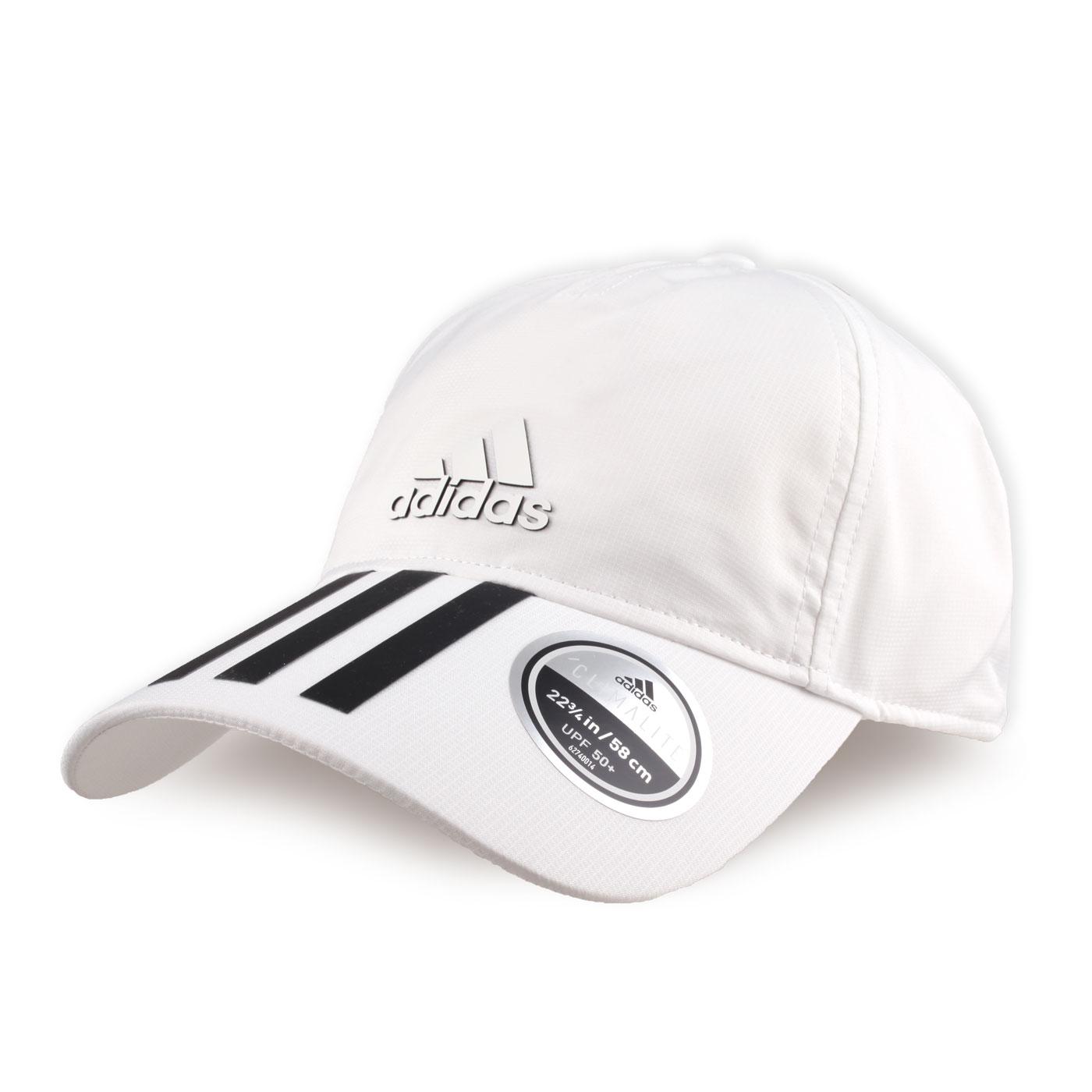 ADIDAS 運動帽(鴨舌帽 帽子 慢跑 路跑 防曬 愛迪達【98490552】≡排汗專家≡