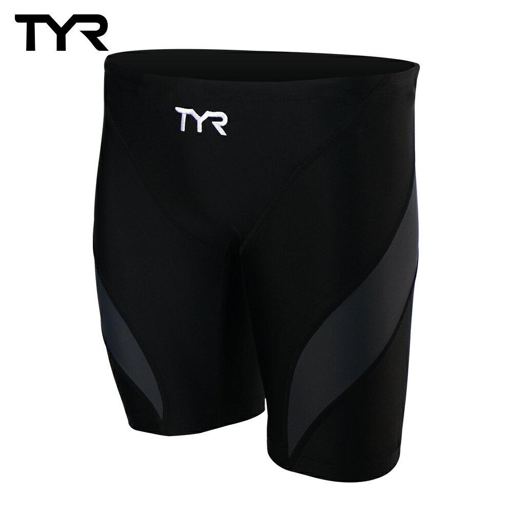 美國TYR男用訓練及膝泳褲Aura Jammer Gray 台灣總代理 - 限時優惠好康折扣
