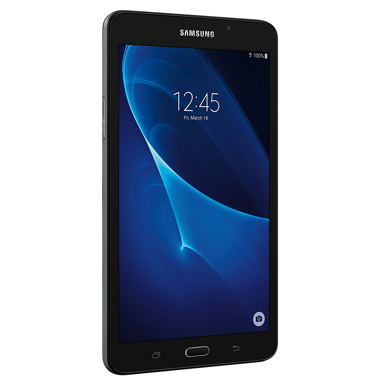 "Samsung Galaxy Tab A 7"" WiFi 8GB Android Tablet SM-T280NZKAXAR - Black 1"