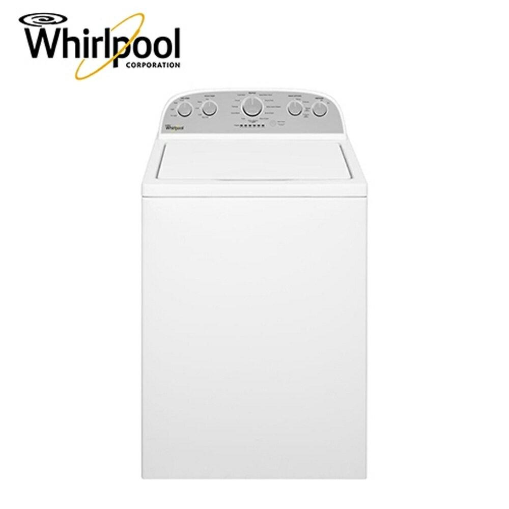 【Whirlpool 惠而浦】13公斤直立式洗衣機 WTW5000DW