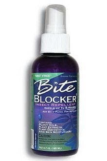 Bite Blocker百特長效天然驅蟲防蚊液140ml--驅趕小黑蚊【德芳保健藥妝】