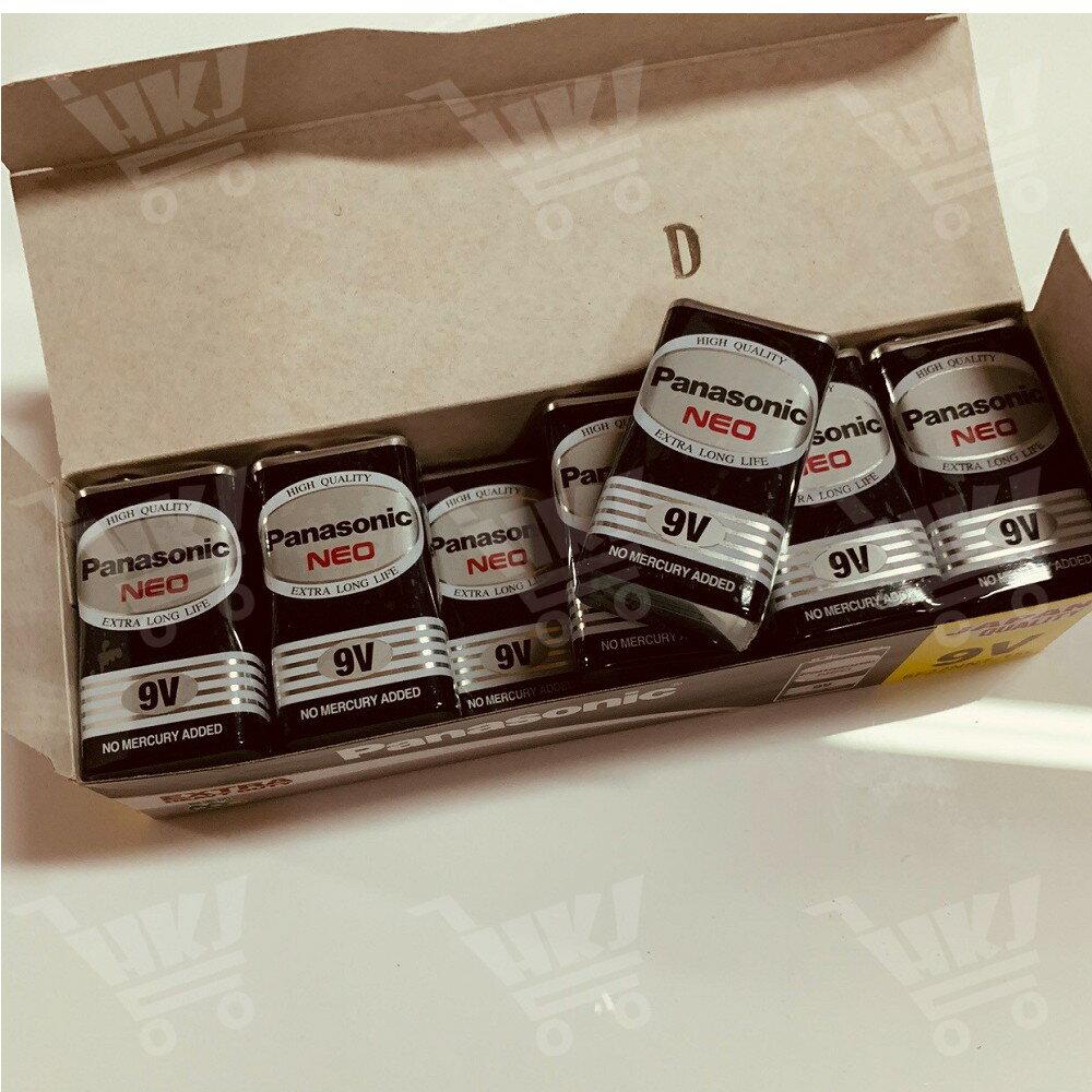 好康加 國際牌Panasonic 9V碳鋅電池 1入 乾電池 方型電池