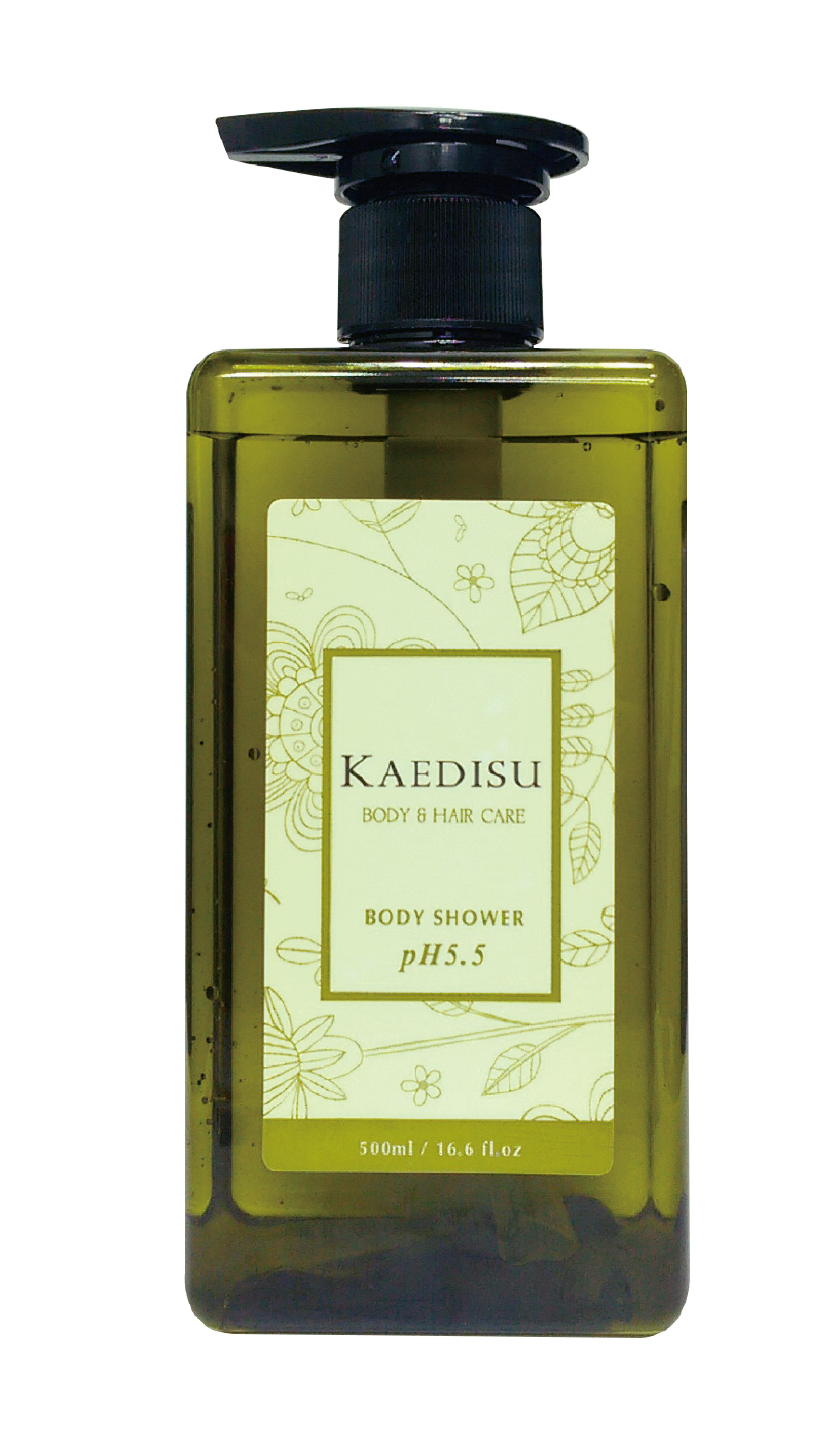 KAEDISU凱帝舒 晶鑽沐浴精露 PH5.5 精美旅用試用20ml 1包 約可使用1~2日