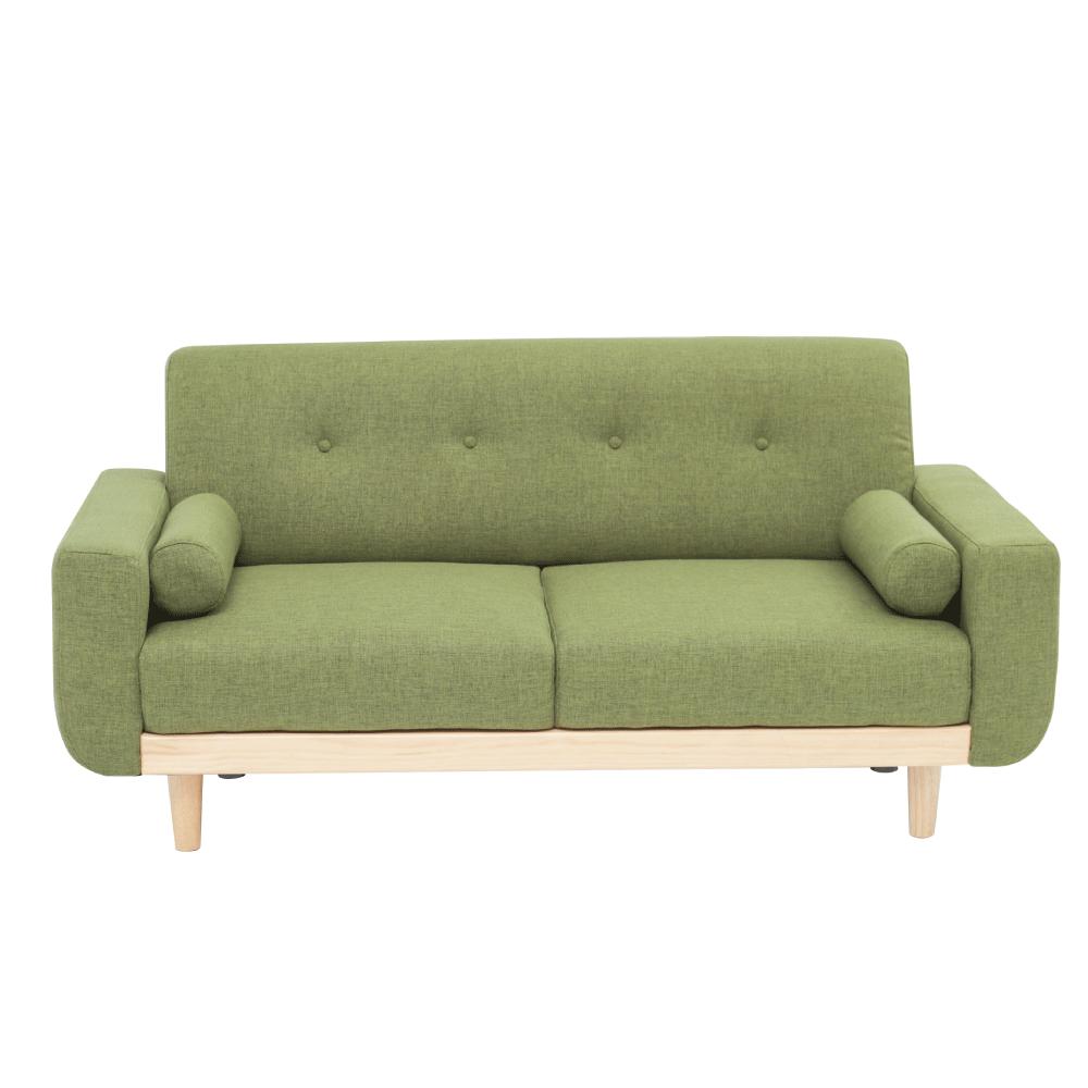 沙發 / 椅子 Vega 雷思麗北歐木作2.5人座沙發(五色) 完美主義【Y0010】 6