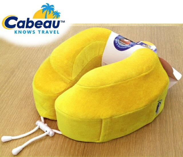 Cabeau 旅行用記憶頸枕  U型枕  旅行  長途  坐車旅遊枕  飛機靠枕  旅行枕