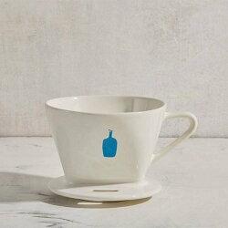 日本【藍瓶咖啡Blue Bottle Coffee】BONMAC陶瓷手沖濾杯