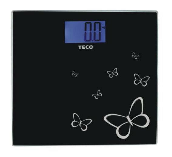 ~SunEasy 館~TECO 東元藍光 體重計^(XYFWT486^) 強化玻璃 電子秤