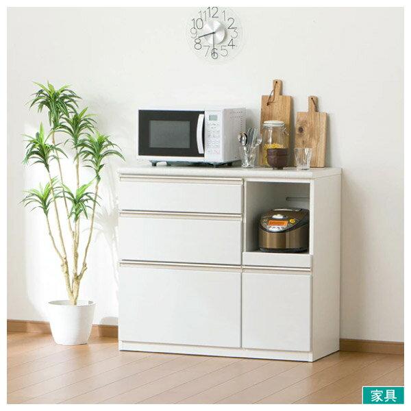 ◎廚房櫃台ALMINA2100CTWHNITORI宜得利家居