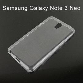 超薄透明軟殼[透明]SamsungN7507GalaxyNote3Neo