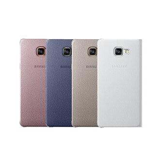 Samsung 三星 Galaxy A7 (2016年新版) A710 原廠翻頁式皮套【葳豐數位商城】