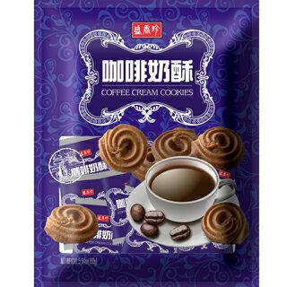 ~盛香珍~咖啡奶酥160gX10包入 箱