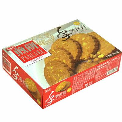 《盛香珍》手製花生煎餅210gX10盒入(箱)
