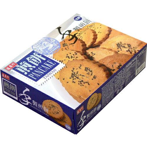《盛香珍》手製芝麻煎餅210gX10盒入(箱)